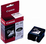 Canon BC02 original make inkjet cartridge